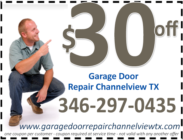 Garage Door Repair Channelview TX Coupon